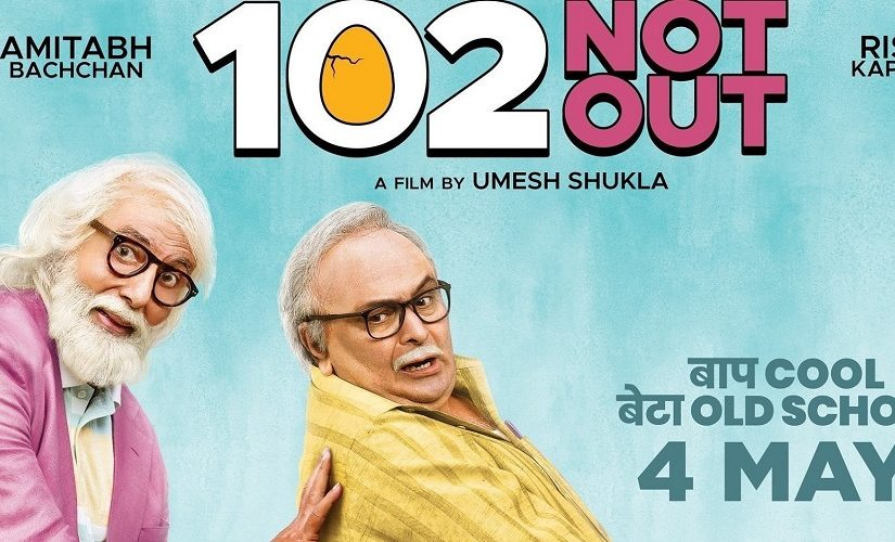 """The Much Awaited """"102 Not Out"""" Music Album Review"""