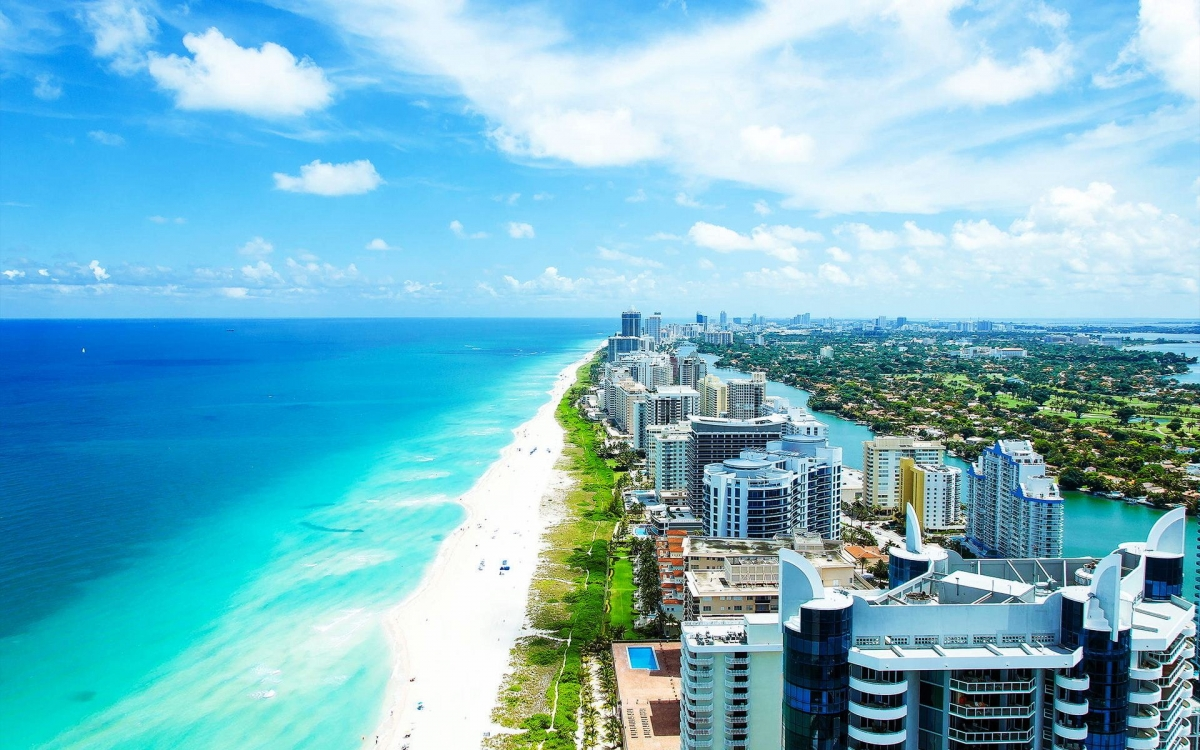 Miami Beach, U.S.A