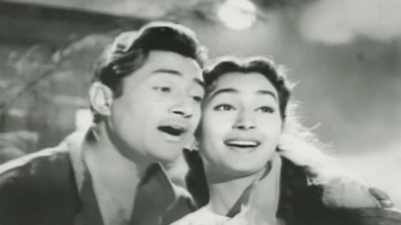 Dev Anand And Nutan