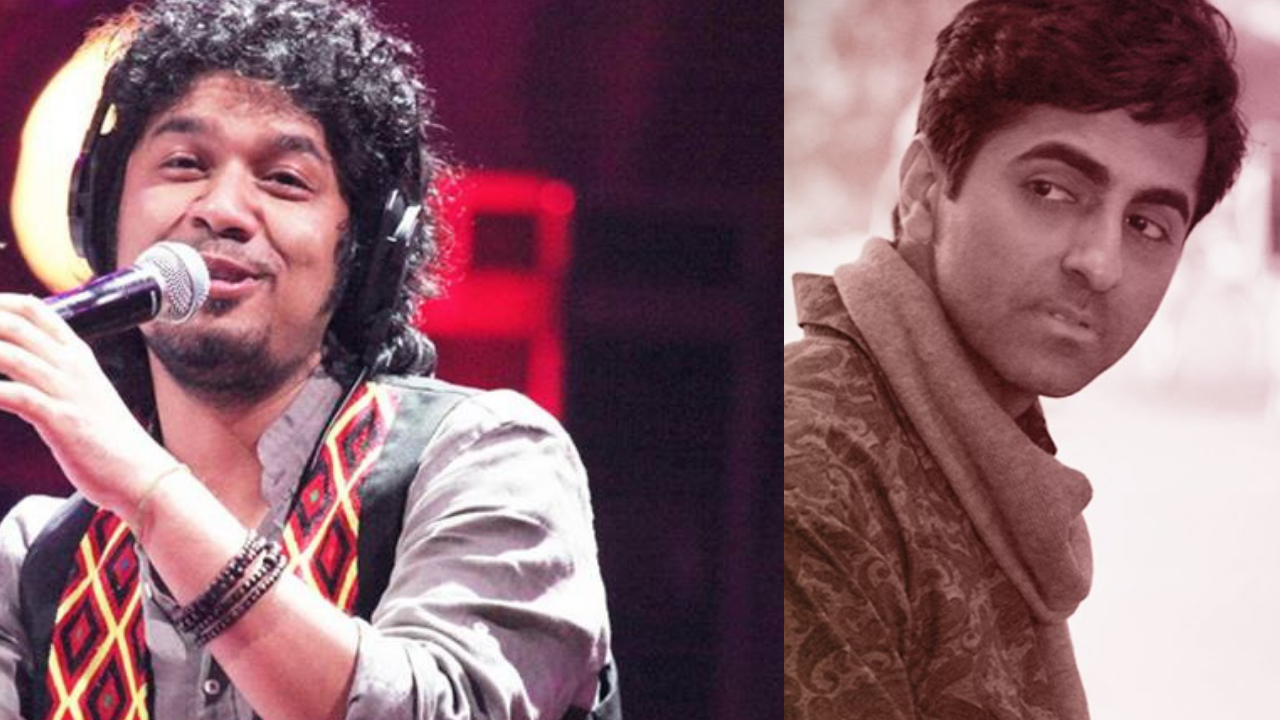 Papon Bollywood Singer