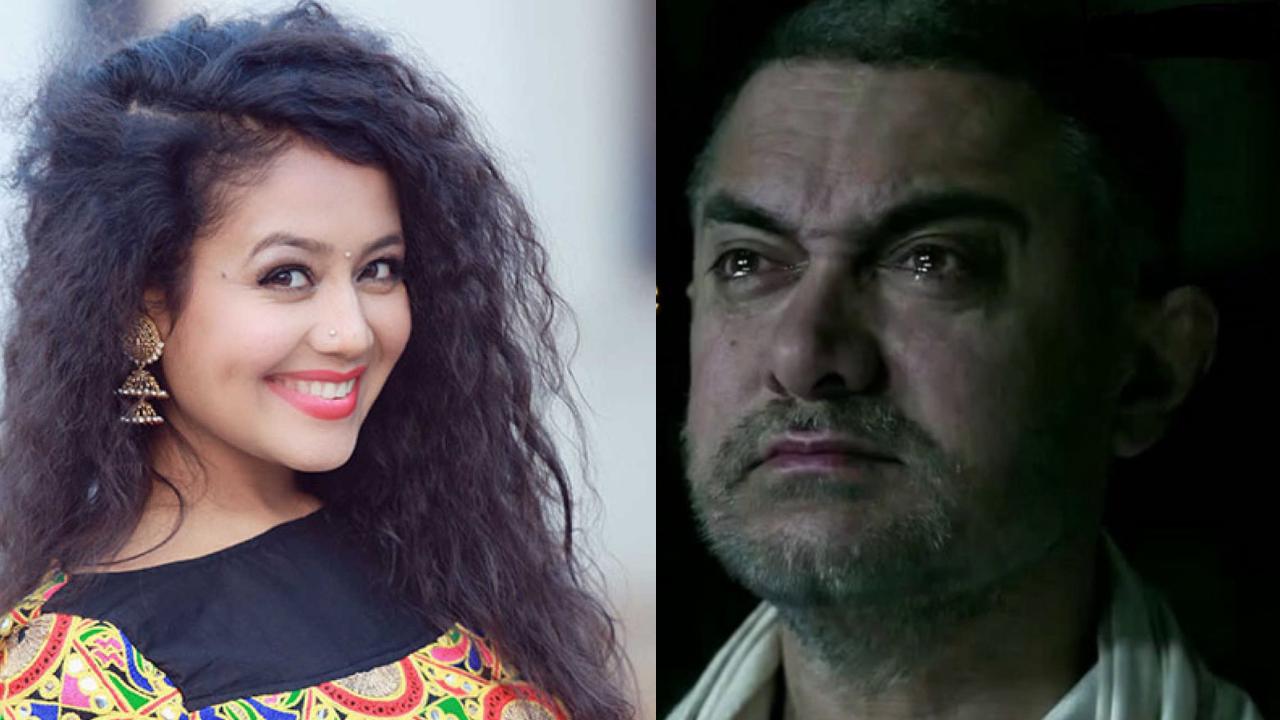 Neha Kakkar Bollywood Singer