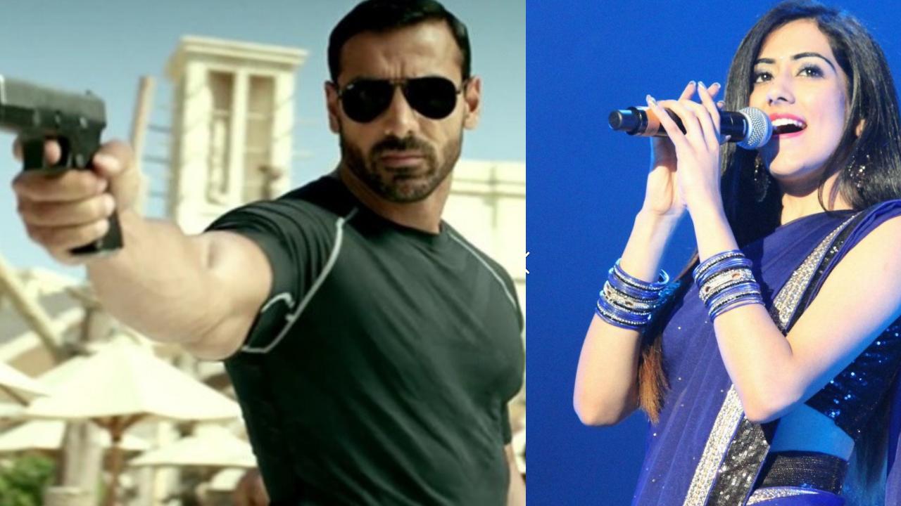 Jonita Gandhi Bollywood Singer