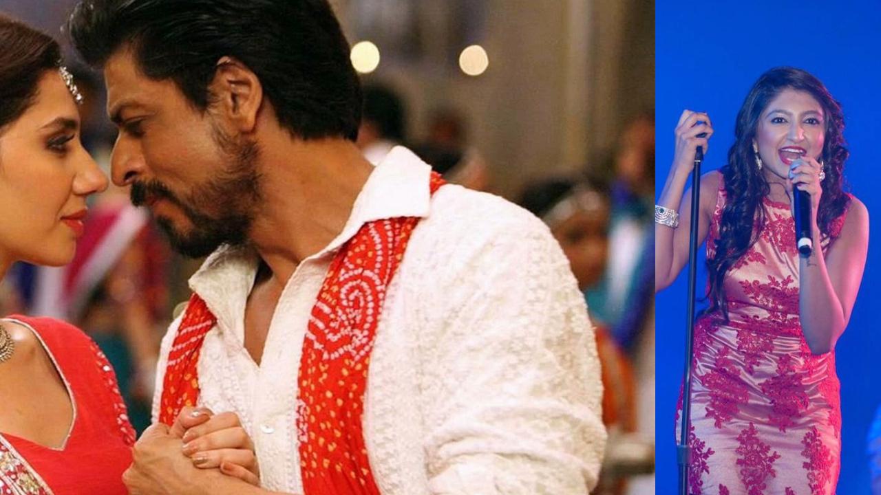 Bhoomi Trivedi Bollywood Singer
