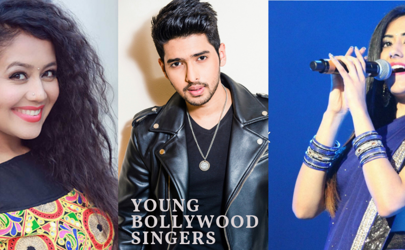Young Bollywood Singers
