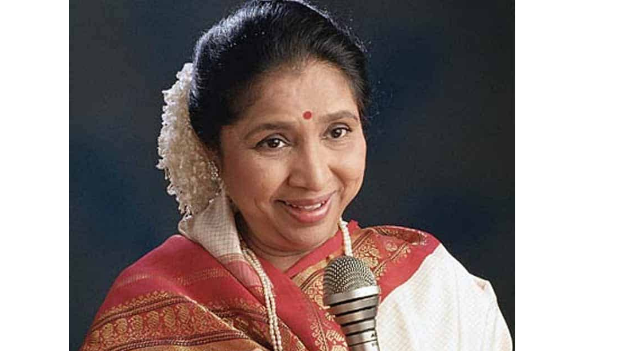 Best Singer Asha Bhosle
