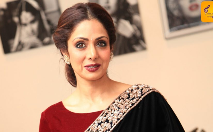 A Tribute To Sridevi Through Her Best Songs