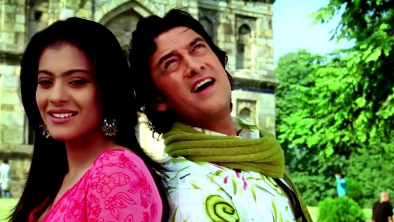 Aamir Khan And Kajol