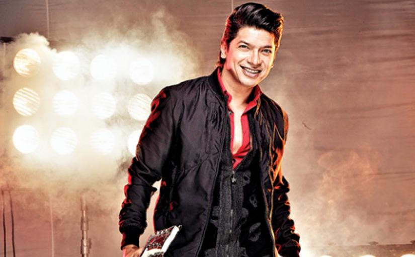Singer Shantanu Mukherjee