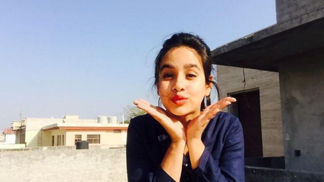 Sunanda Sharma Punjabi Singer