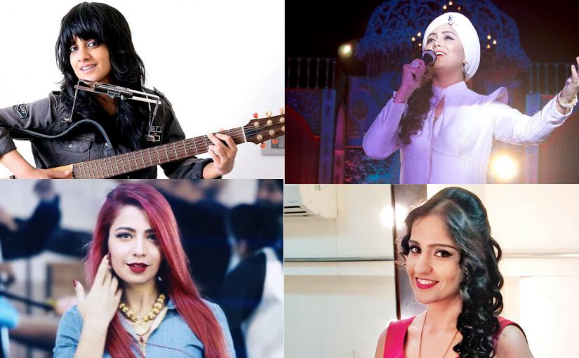 Punjabi Women Singers In Bollywood