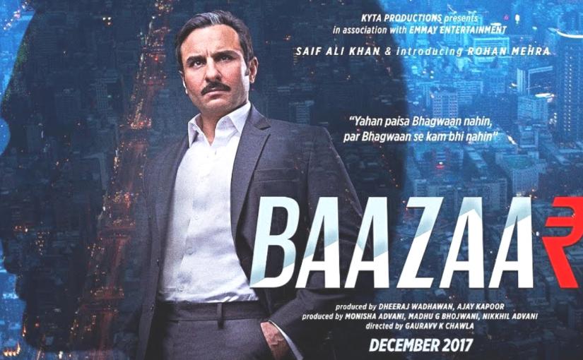 Baazaar Movie Music Album