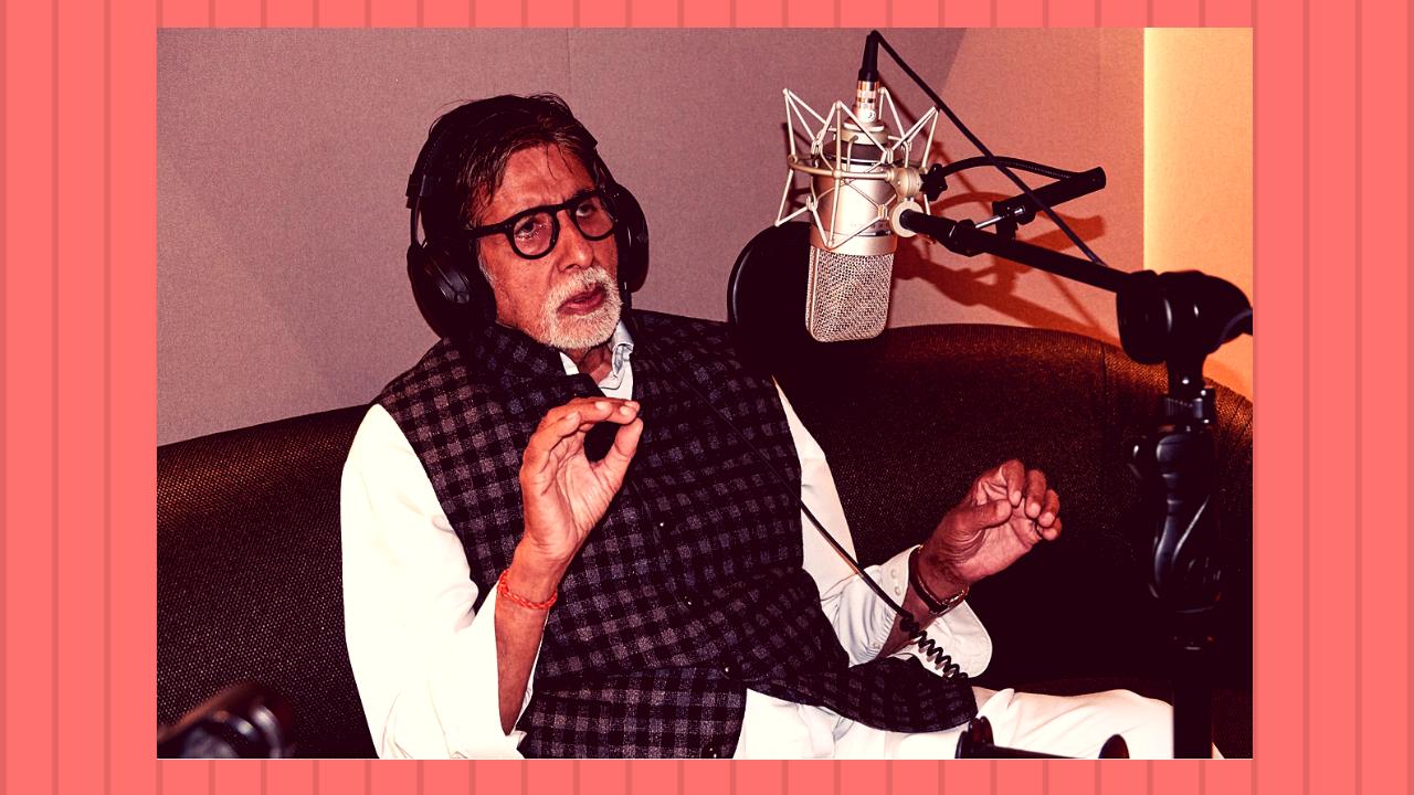 Amitabh Bachchan Singing Lori