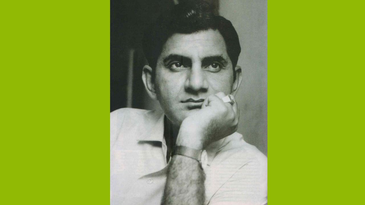 Anand Bakshi Lyricist