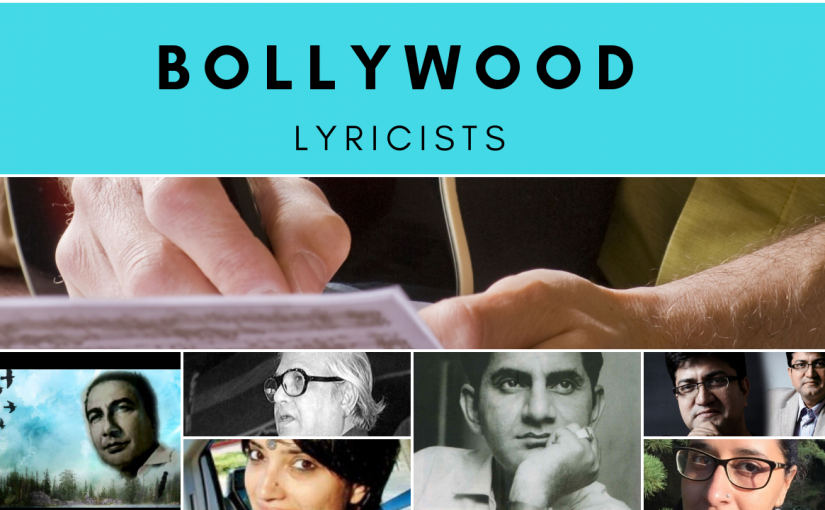 The Best Lyricists In Bollywood