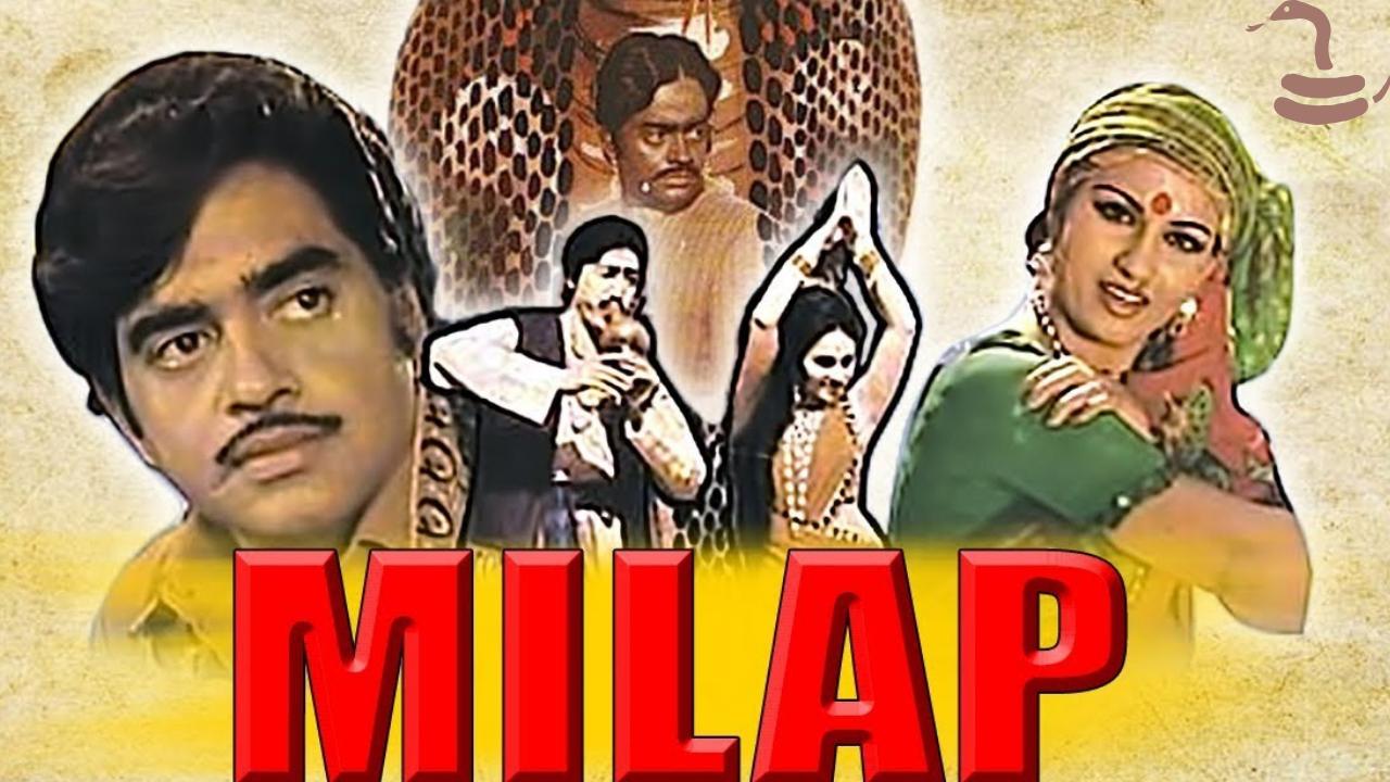 Shatrughan Sinha Haunted Bollywood Movie