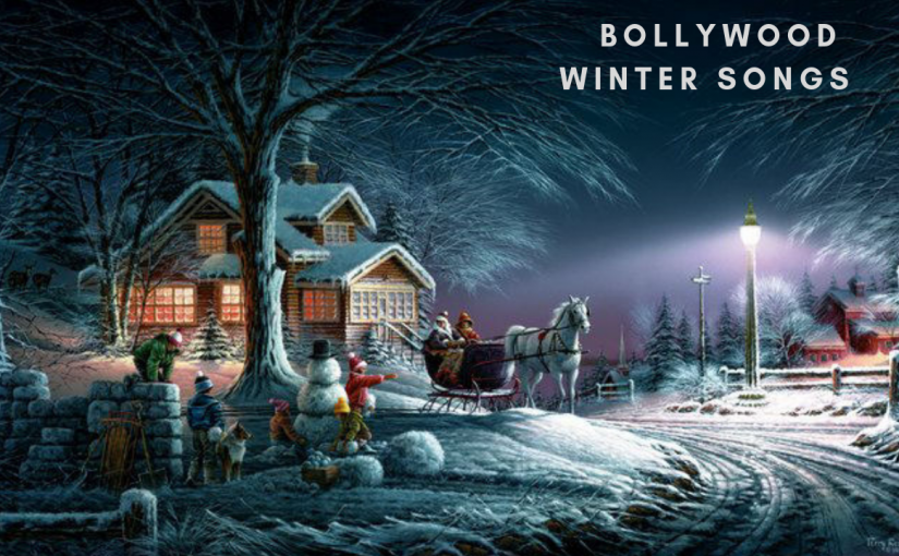 Bollywood Songs That Will Transport You To A Winter Wonderland