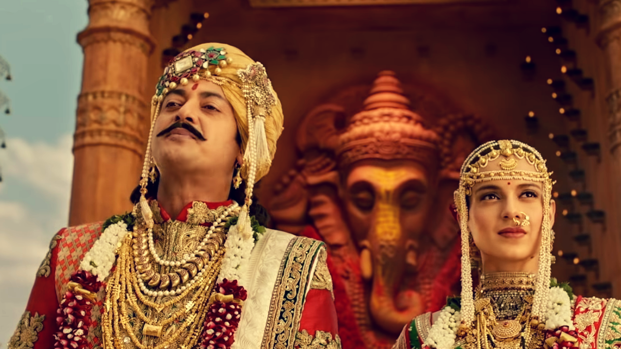 Rajaji Song Jisshu Sengupta And Kangana Ranaut