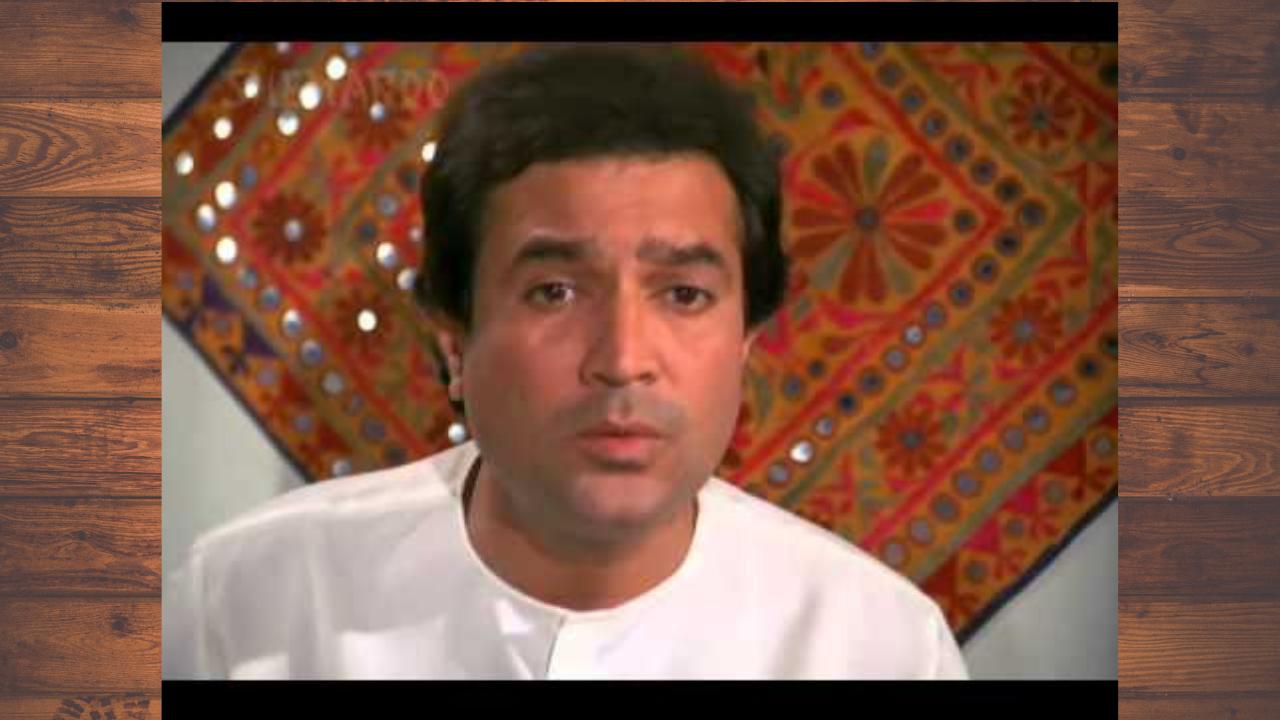 Ek Andhera Lakh Sitaare Rajesh Khanna