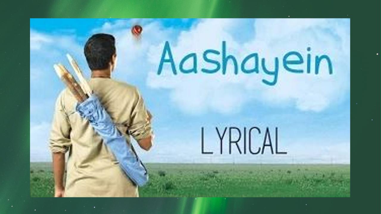Aashayein Song Iqbal