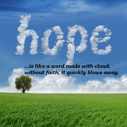 Songs Of Hope And Encouragement