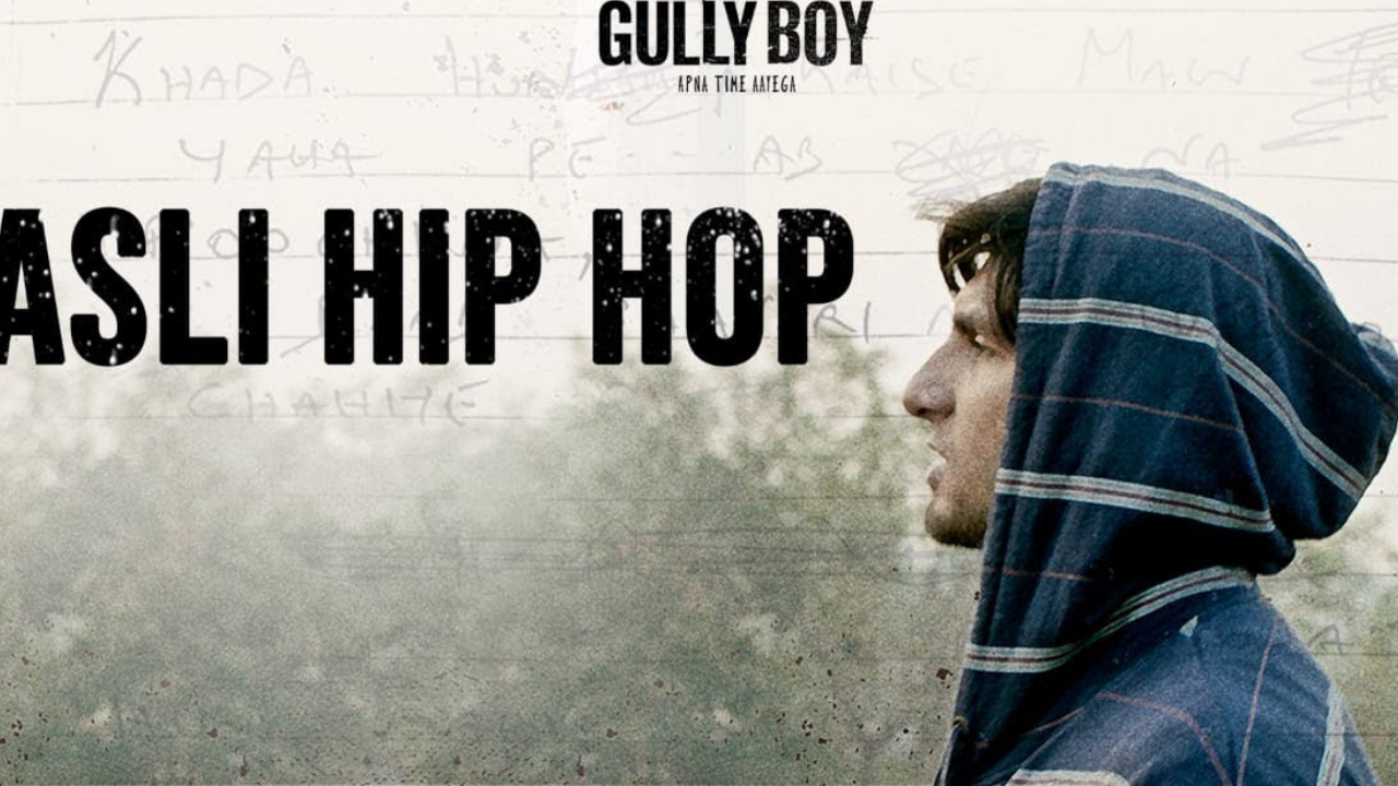 Asli Hiphop Gully Boy