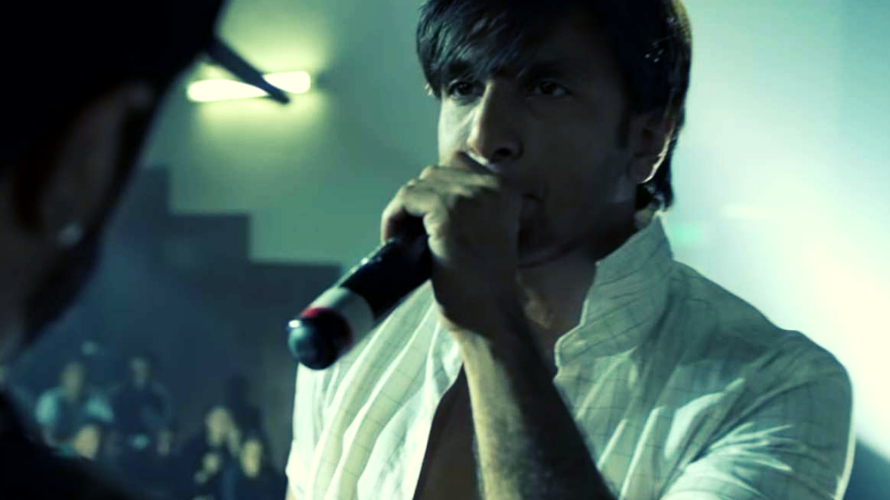 Train Song Ranveer Singh