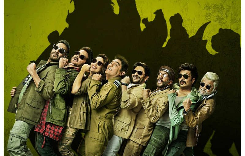 Tap Your Feet To These Crazy Party Songs From Total Dhamaal