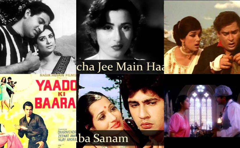 Roothna Manana In Bollywood Songs