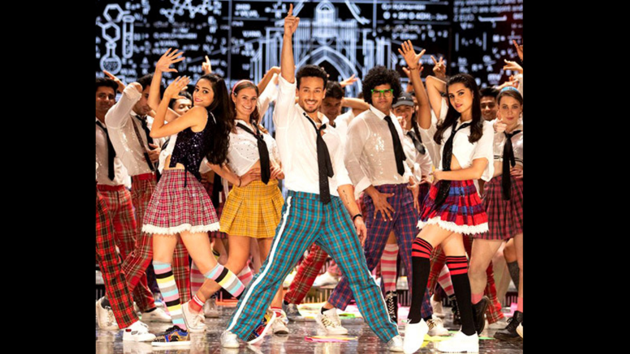 The Jawaani Song Student Of The Year 2