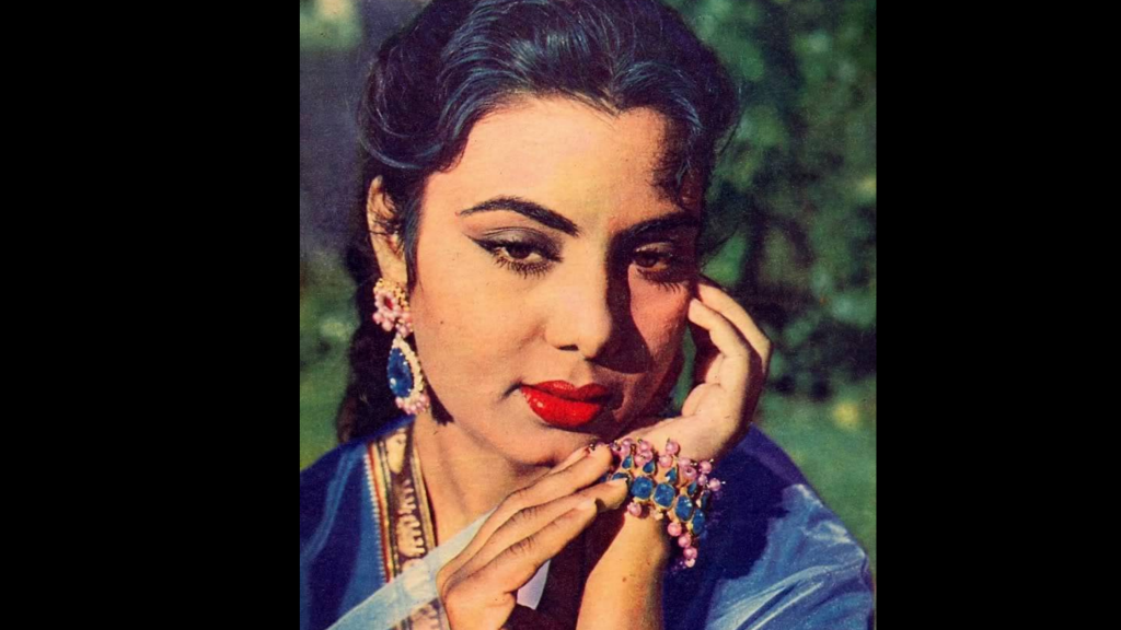 Actress Nimmi Gaana Pehchaana