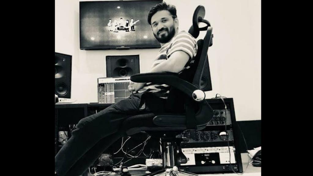 Amit Trivedi In The Composing Studio