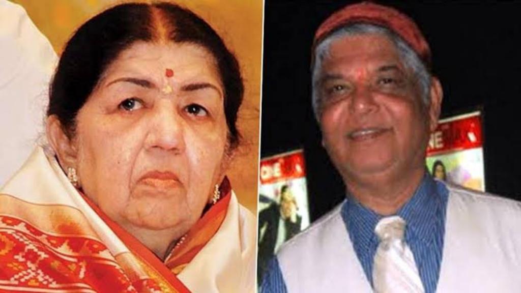 Lata Mangeshkar Sang Many Songs For Vijay Patil