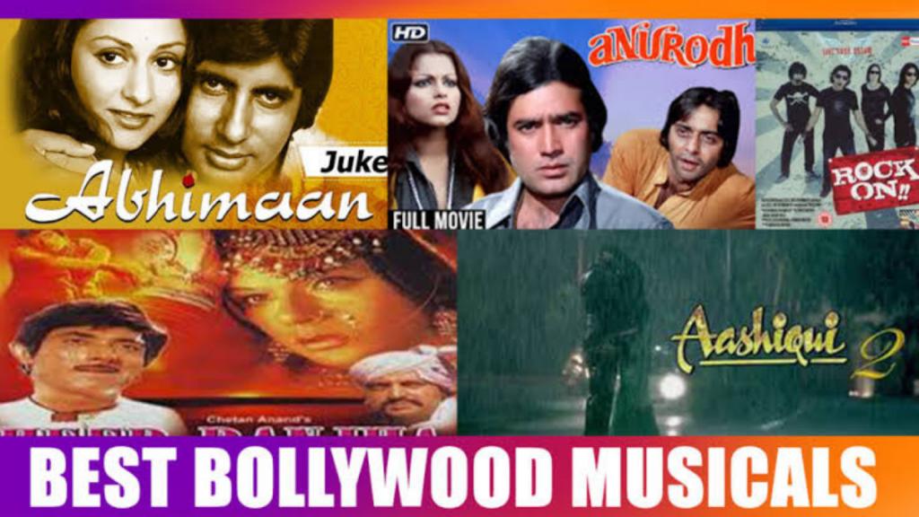 Bollywood Musicals Gaana Pehchaana